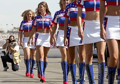 Hot F1 girls