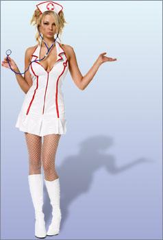 Sexy hot nurse