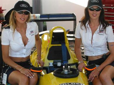 Busty F1 Girls
