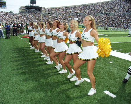 sexy cheerleaders